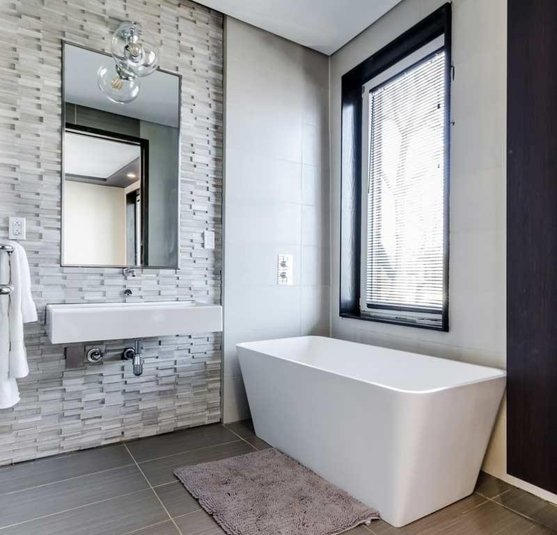 Bathroom Remodel - Drew Thatcher Construction